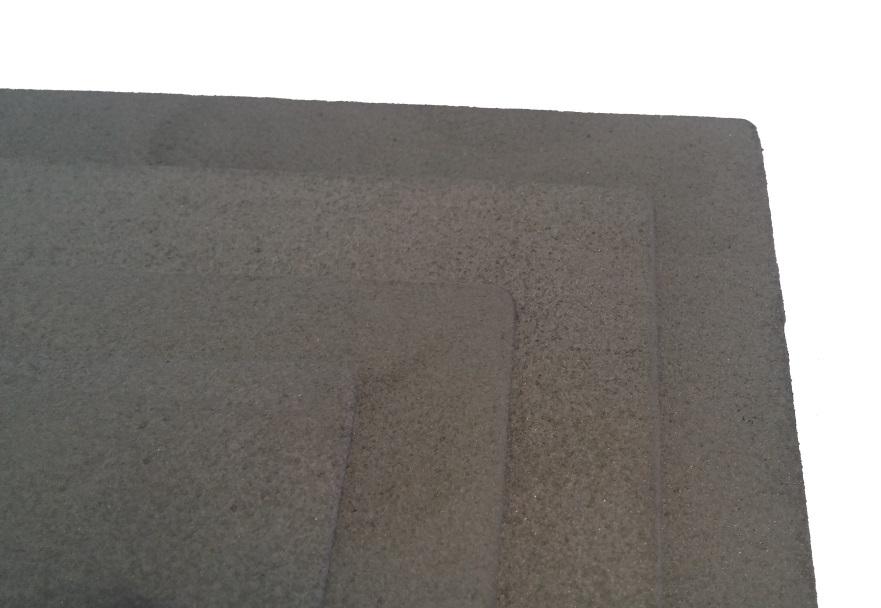 Friction Material sheets. Ferodo