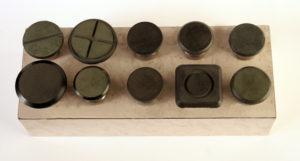 Friction Pad for washing machines sampler
