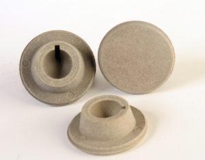 Round pattern. Dim.: Ø35 mm. Socket: sphere Ø14 mm