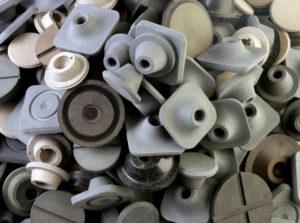 Friction pads for washing machines. Ferodo